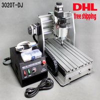 Wholesale 110V V CNC T DJ upgrade from T Router Engraver W RPM Machine freeshipping by DHL