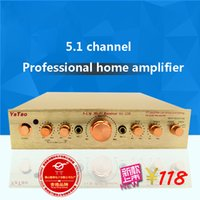 analog power amplifier - AC v Professional Home HIFI Amplifier Analog Sound Channel W High Power Household Karaoke System