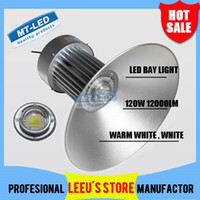 Wholesale DHL Drop Shipping W LED High Bay Industrial LED Light lm V AC CE RoHS Approved led lamp bulb floodlight lighting downlight