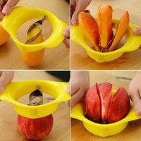 apple cooking - 1PCS Easy Cutter Cut Fruit Slicer for Mango Peach Apple Pear Fruit Knife Kitchen Cooking Tool