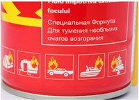 Wholesale 10Pcs NEW SMALL BC DRY POWDER FIRE EXTINGUISHER