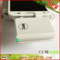 wall magnetic - Mini Portable mm Audio Jack ACR35 MobileMate Smart NFC RFID Card Reader Writer mhz For Mobile Bank Payment