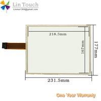 Wholesale AB Allen Bradley PanelView Plus HMI touch screen panel membrane touchscreen P RDT10C P T10C4D6 P T10C4D7 P T10C4D8