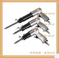 air impact gun - DM Taiwan pneumatic gas shovel shovel blade impact air gun pneumatic tire repair eradicate rust hammer Tools picks gas ho