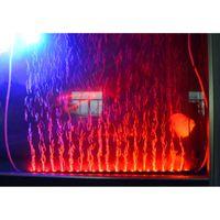 Wholesale 31cm W LEDs Bubble Aquarium Light Degree RGB Colors IP68 Submersible Remote Control Fish Tank LED Light Bar order lt no track