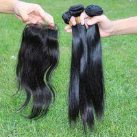 Cheap cambodian virgin hair Best lace closure