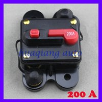 amp circuit breakers - V Voltage AMP A Car Audio Circuit Breaker Replace Fuse Brazil Freeshipping