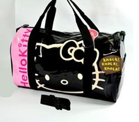 hello kitty tote bags - HELLO KITTY Large capacity Women Leather Bag Handbag Casual Cute Shoulder Messenger Bags Waterproof Travelling Bag L70