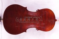Wholesale Cello Old Maple Spruce Nice Finished Powerful Sound Master Work