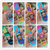 best skate board - Mini Finger Skateboard Tech Fingerboard Skate Board Multi style Deck Newest Creative Best toys for boy kid