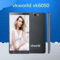 Wholesale VKworld VK6050 Android Smart Phones inch MTK6735 G LTE mAh power bank bit Quad core unlocked Smartphone