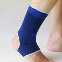 Wholesale Ankle Support Brace cm Sports Feet Care Boxing Tobilleras Deportivas Muay Thai Ankle Taekwondo Foot Protecter
