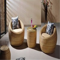 aluminum rattan chair - Outdoor rattan chair factory outlets