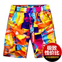 wim - Men Beach Shorts Summer Style Men Beach Shorts Brand Quick Drying wim Surf Male Short Board running