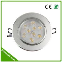 alibaba led - Alibaba express New Epistar chip super bright w w w w w led ceiling light high quality round led ceiling light w