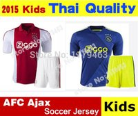 jerseys for kids - new Kids Ajax home and away football jersey AFC Ajax football shirts for children to wear shirts embroidered