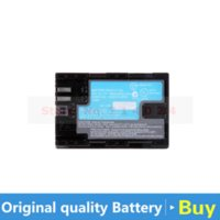 alkaline battery packs - LP E6 digital Li ion batteries LP E6 LPE6 Camera Rechargeable Battery pack For Canon EOS D2 D3 D D D