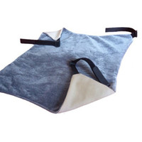 Wholesale Best Sale Cat Hammock Secure Kittens Puppy Bed Crib Fits Under Table Chair Extend Band Gray beige
