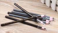 Wholesale Waterproof Eyebrow Pencil Eye Enhance Pen Cosmetic Optional Color Long lasting Eyebrow Pencil price by spingcomes