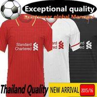 football shirt - Whosales Discount Liverpooler Soccer Jerseys Chandal Liverpool Jersey Football Shirts GERRARD Coutinho HENDERSON