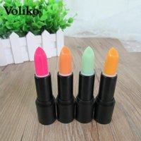 elf makeup - Authentic brand waterproof makeup veliko Weili fantasy elf lipstick lipstick color temperature sensitive nonstick Cup