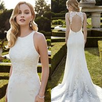 Cheap 2016 Bridal Gowns Best Lace Wedding Gown