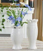 Wholesale European modern ceramic vase hydroponic home sitting room TV ark bedroom new home decoration handicraft furnishing articles