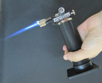 Wholesale Butane Jewelry Torch GB2001 Self Igniting Blue Flame Micro Torch Gb Similar with Blazer GB2001