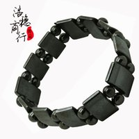 wholesale hematite jewelry - Factory Price Magnetic Hematite Bracelet Magnet Bracelet Jewelry S49698