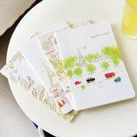 az supply - Stationery supplies AZ new novelty mini portable diary notebook memo note book creative notepad pc oulm brand