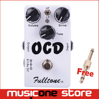 Wholesale Freeshiping OCD Guitar Effect Pedal Distortion And Ultimate OverDrive And True Bypass MU0374