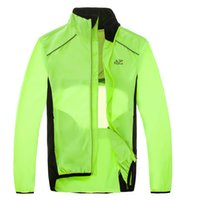 Wholesale custom Tour de France mountain bike raincoat men and women riding raincoat breathable windbreaker sunscreen