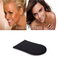 Wholesale PRO Sunless Self Tanning Mitt Gloves Applicator lotions spray tan Self Tanner Hot sale in Australia