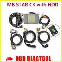 Precio de Herramientas de disco duro-En la estrella C3 del Mb de la promoción con la estrella profesional del mb de la herramienta de diagnóstico de Xentry 2014.12 del software HDD por el envío libre rápido