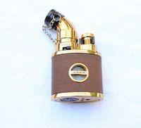 novelty lighters - Novelty Lighters Water Pipes Shape Metal Butane Lighter for Cigarettes