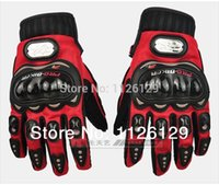 Wholesale Men Fashion Motorcycle Racing Accessories Parts Bike Bicycle Sports Full Finger Protective Gear Gloves