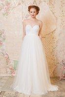 Cheap backless wedding dress Best beach wedding dress