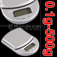 Wholesale LCD Mini Electronic Digital Balance Weight Weighing Scale g