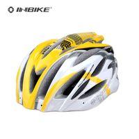 bicycle helmet for big head - Inbike Men s Cycling Helmet Big Size MTB Bike Bicycle Helmet Safety Cap Head Circumference for cm Vents IH839