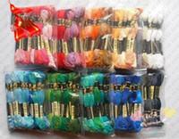 cross stitch thread - 8 Yard Embroidery Thread Cross Stitch Thread Floss CXC Similar DMC colors