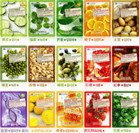 anti acne foods - Special South Korea genuine FOOD HOLIC D mask kinds of spot a large number of pieces per pack