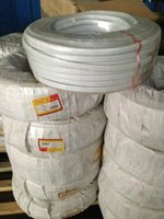 aluminum sheath cable - BLVVB2 mm2 PVC insulated PVC sheath flat cable Pure Aluminum Conductor