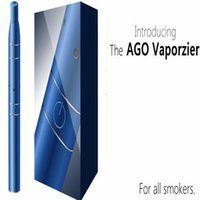 Cheap Electronic Cigarettes Vape Pen Ecig Wax Weed Dry Herb Vaporizer LCD Display with Ago G5 Atomizer G5 starter kits e_cigarette kits Newest