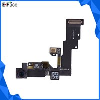 Wholesale For iPhone Proximity Light Sensor Flex Cable With Front Face Camera Ribbon Free DHL Shipping C1759