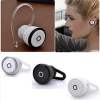 Cheap New In-Ear Stereo Wireless Bluetooth Earphone Smallest Mini Headset Headphone For iPhone4 4s iPhone5 Samsung HTC Lenovo xiaomi