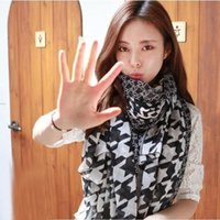 i9 - Fashion Multicolor Scarf New Shawls Sale and Scarfs Accessories Autumn and Spring Silk Scarves for Women Animal Voile Pashmina Scarf I9