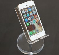 acrylic cellphone - Top quality acrylic display stand acrylic Cellphone Mounts degree Rotable display stand for iphone etc cellphones