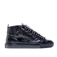 Cheap wholesale Multi brand genuine leather man sneakers sports bal*enci*ga High-top men's shoes size 38-47 Free shipping