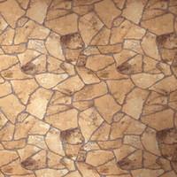 Fond d'écran d'ardoise Avis-papier peint effet 10M rouleau fond papier vintage classique pierre naturelle mur de briques pierre d'ardoise mur de pvc de décoration