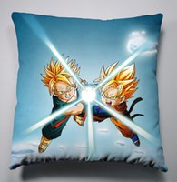 ball sofa - Anime Manga Dragonball Z x40cm Pillow Case Cover Sofa Seat Bedding Dragon Ball Cushion